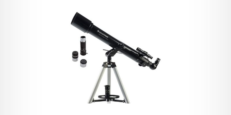 ✔️ Telescópio astronômico