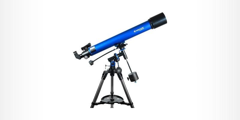 ✔️ Telescópio para amadores